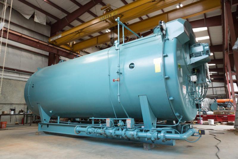 Cleaver Brooks Firetube Boiler Conversion