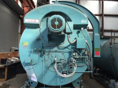 Cleaver-Brooks Firetube Boiler