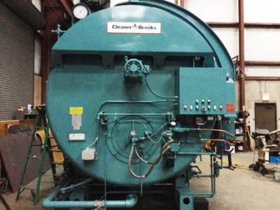 Cleaver Brooks used boiler