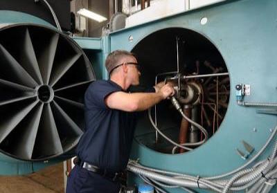 Boiler service, boiler maintenance